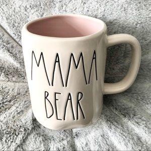 🆕Rae Dunn Ceramic MAMA BEAR Mug